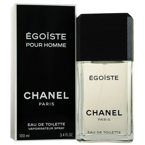 Chanel Egoiste Black
